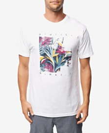 O'Neill Men's Tropic Noise Logo Graphic T-Shirt