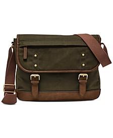 Men's Buckner Canvas City Bag