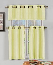 Agnes Kitchen Curtain Set