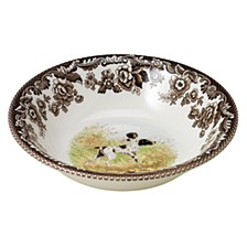 Woodland Woodland Pointer Ascot Cereal Bowl