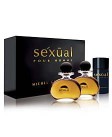 Michel Germain Men's Sexual Pour Homme 3-Pc. Gift Set, A $130 Value, Created for Macy's