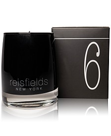 Reisfields NYC Hand-Poured Signature Collection Luxury Candle No. 6, 10-oz.