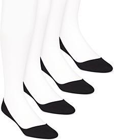 Men's 4-Pk. No-Show Socks