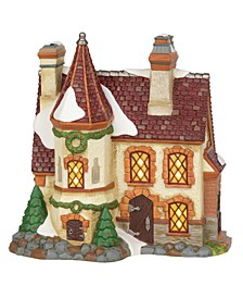 Victorian Grange House Figurines