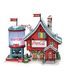 Department 56 Villages Coca-Cola Bubbler