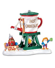Department 56 Villages Hot Chocolate Tower