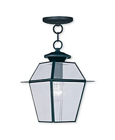 Westover 1-Light Outdoor Chain Lantern