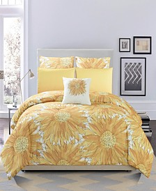 Adelphie Vera 6-Pc. Full/Queen Comforter Set