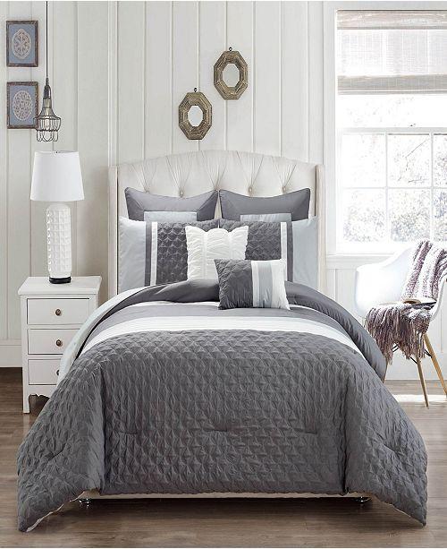 Duck River Textile Somali Queen 8 Piece Comforter Set