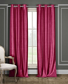 Bali Faux Silk Curtain Collection