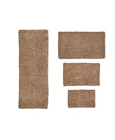 Fantasia Bath Rug 4 Pc