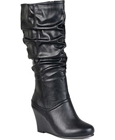 Women's Wide Calf Hana Boot