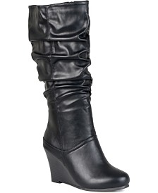 Journee Collection Women's Wide Calf Hana Boot