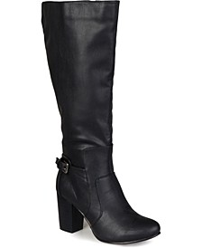 Women's Carver Wide Calf Boot