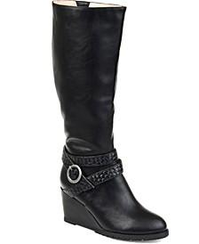 Women's Comfort Extra Wide Calf Garin Boot