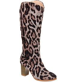 Journee Collection Women's Comfort Parrish Boot