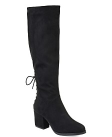 Journee Collection Women's Wide Calf Leeda Boot