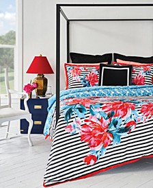 Cottage Cove Nikki 5-Pc. Full/Queen Comforter Set