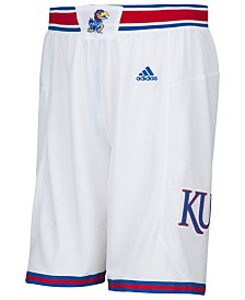 adidas Men's Kansas Jayhawks Celebration Shorts