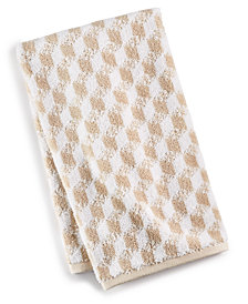 Hotel Collection Cube Turkish Cotton Fashion Hand Towel, Created for Macy's