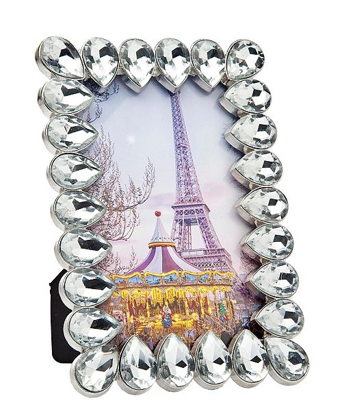 Philip Whitney Large Diamonds Frame -4x6