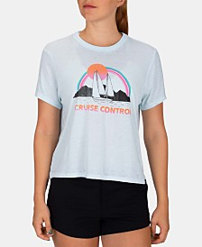 Hurley Juniors' Cruise Control Burnout T-Shirt