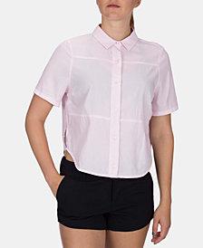 Hurley Juniors' Wilson Shipwrecks Embroidered Shirt
