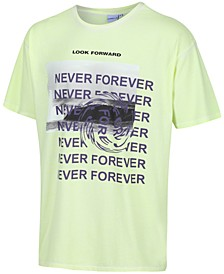 Men's Never Forever Graphic T-Shirt, Created for Macy's