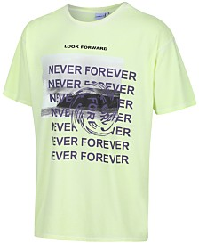 Corella Men's Never Forever Graphic T-Shirt, Created for Macy's