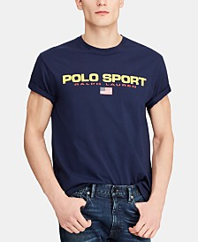 Polo Sport Ralph Lauren Men's Big & Tall Classic Fit T-Shirt