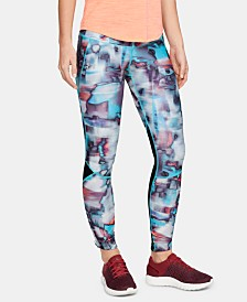 Under Armour Fly Fast HeatGear® Printed Leggings