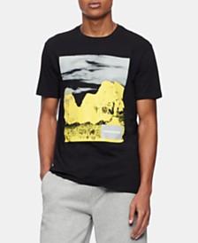 Calvin Klein Jeans Men's California Caspian Logo Graphic T-Shirt