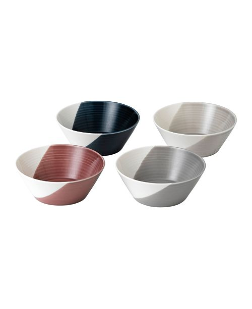 "Royal Doulton Bowls Of Plenty Bowl Set/4 6"""