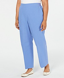 Plus Size The Summer Wind Cotton Pants