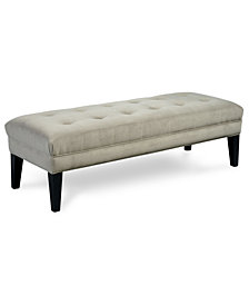 Wysteria Ottoman Bench, Created for Macy's
