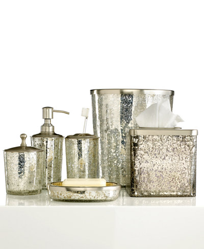 crackle bathroom accessories. Paradigm Bath Accessories  Crackle Glass Ice Collection Bathroom