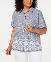 c025ddfe77ec39 Alfred Dunner Women's Clothing Sale & Clearance 2019 - Macy's