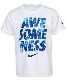 Nike Little Boys Awesomeness Dri-FIT T-Shirt