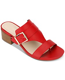 Kenneth Cole Reaction Women's Late Buckle Sandals