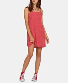 Volcom Juniors' Animal-Print Tank Dress