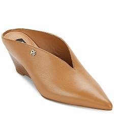 DKNY Lila Mules, Created For Macy's
