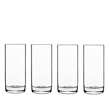 Classico Highball Glasses, Set of 4