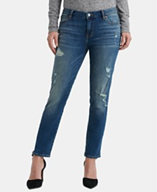 Lucky Brand Lolita Distressed Skinny Jeans
