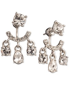 Givenchy Crystal Floater Earrings