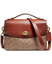 20d5e21734 COACH Signature Canvas Cassie Crossbody