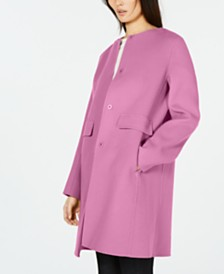 Weekend Max Mara Guinea Coat