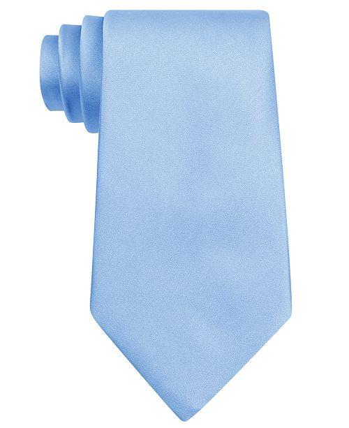 Calvin Klein Boys' Vellum Satin Tie