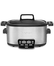 MSC-600 Multi Cooker, Cook Central