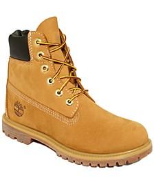 "Women's Waterproof 6"" Premium Lug Sole Boots"