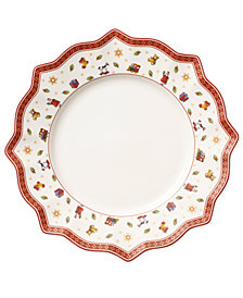 Villeroy & Boch Toy's Delight White Dinner Plate